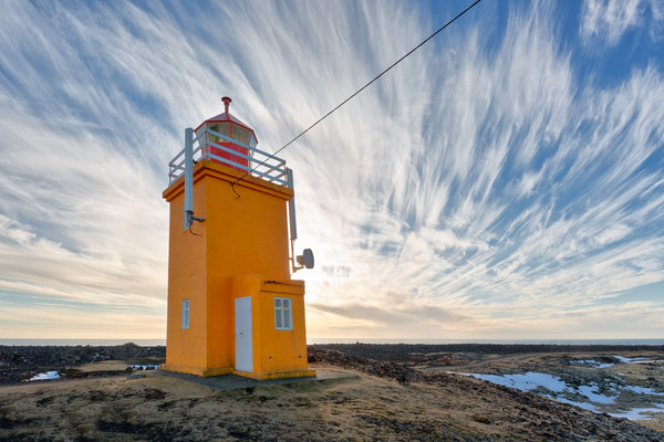 Leuchtturm von Hopsnes