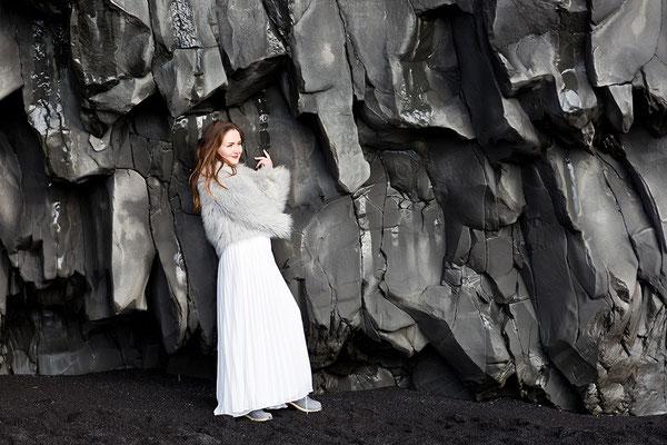 Isländische Braut