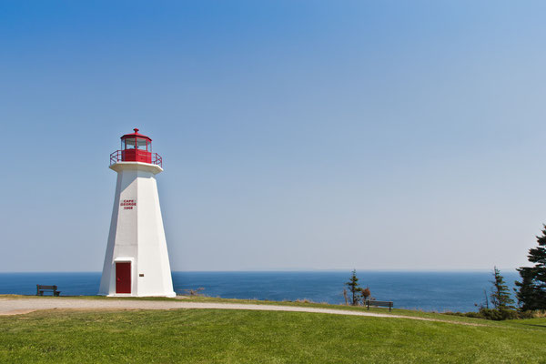 Cape George (Antigonish) Lighthouse, Nova Scotia  Kanada