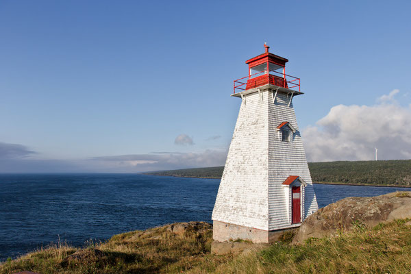 Boar's Head Lighthouse, Nova Scotia Kanada
