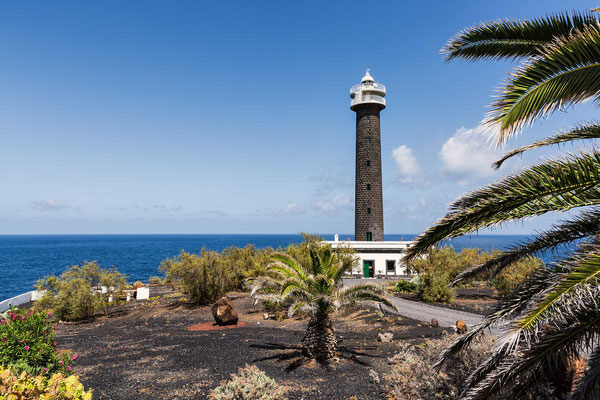 Faro de Punta Cumplida ; La Palma ; Spanien