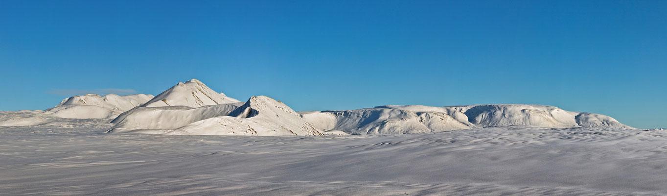 Schneeberge - Island