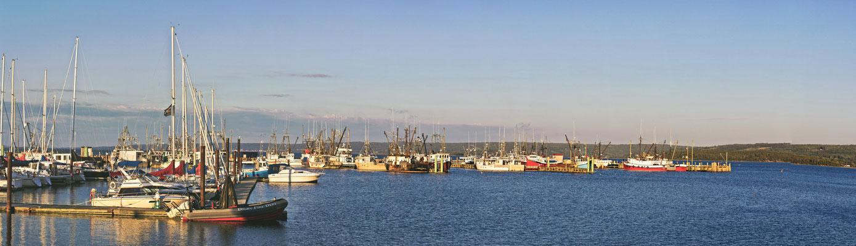 Fischerhafen - Nova Scotia - Kanada