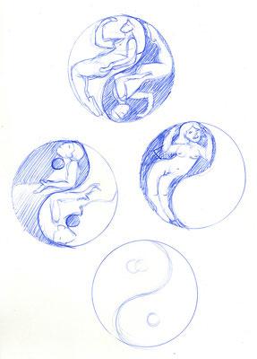 Logofindung für Massagepraxis