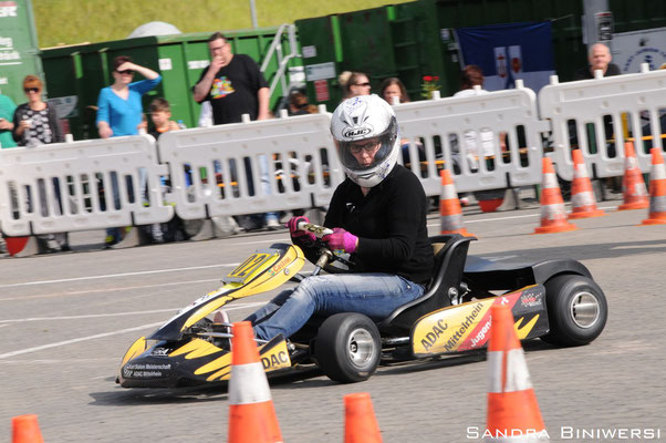 Moderne 26. Konzer Kart-Slalom Turnier 2017 - Motor-Sport Club Konz e.V. UY-52