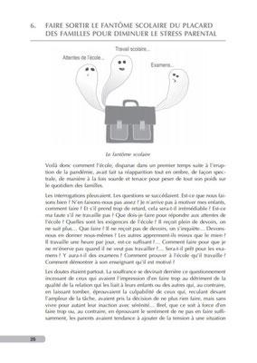 Les leçons de la pandémie - Bruno Humbeeck - Illustration de Maxime Berger