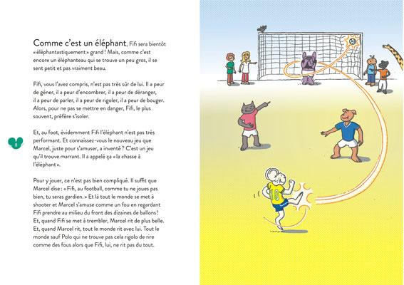 Polo le Lapin - Prévention harcèlement scolaire