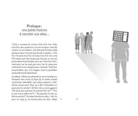 Dis, c'est quoi le harcèlement ? Bruno Humbeeck. Illustration: Maxime Berger