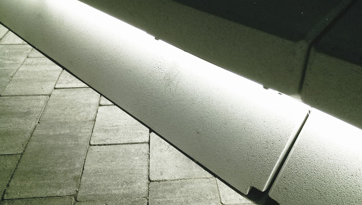 urban bench by ZooZoCo