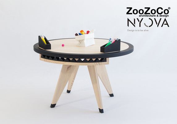 monster table for nyova