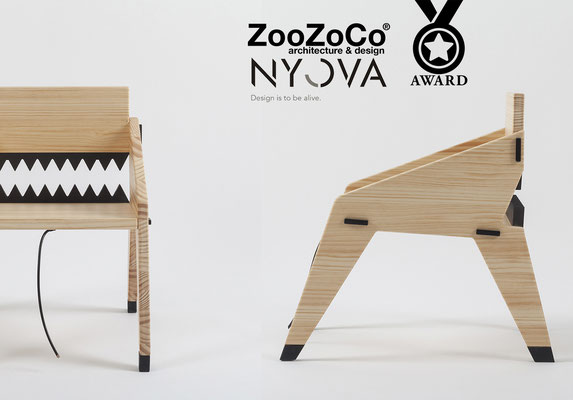 monster chair for nyova