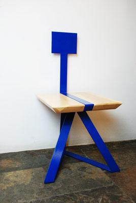 ribbon chair by ZooZoCo