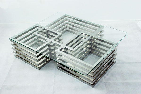 inox table rings