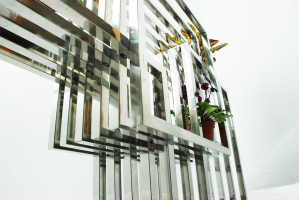 inox hall rings by ZooZoCo