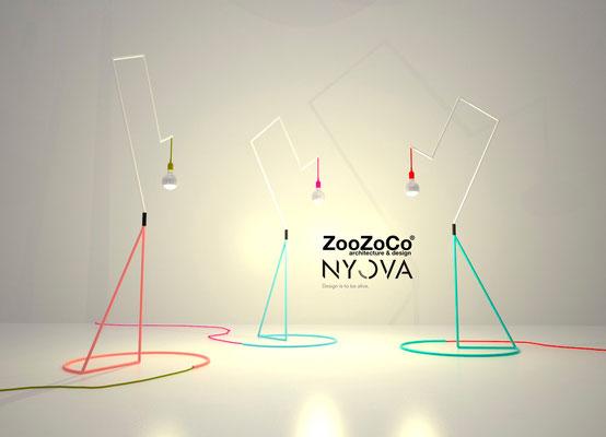 gap lamp by ZooZoCo - Shop online nyova design