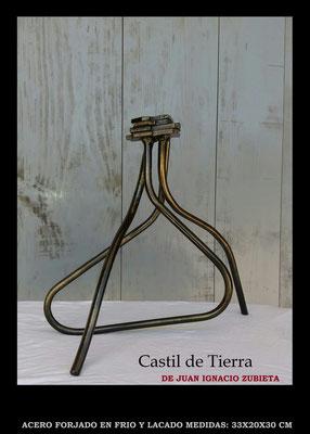 Castil de Hierro  medidas 35x20x30 cm