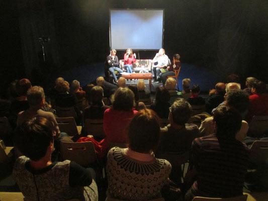 Débat/Projection Film Festival Alimenterre Forum IPA - Théâtre de Privas 14 nov
