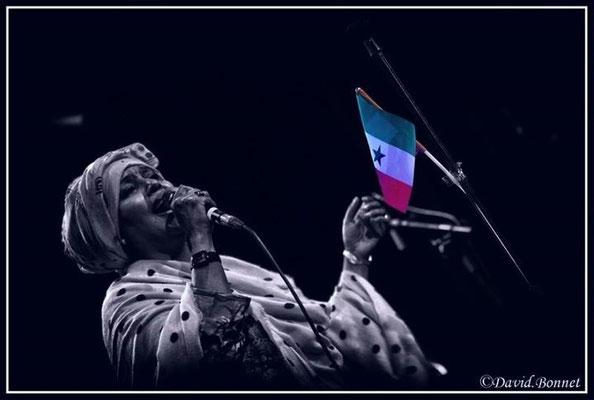 Sahra Halgan Trio 9 octobre Presqu'île