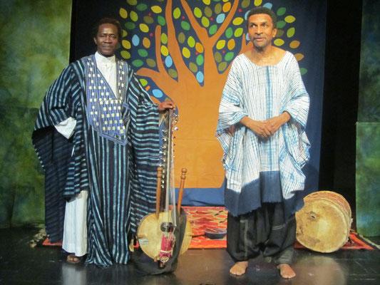 Mohamed Adi et Karamoko BANGOURA - Soirée contes 7 nov