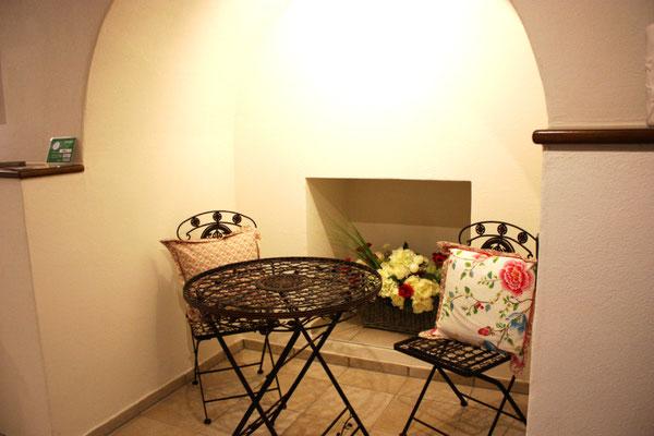 Ferienwohnung Landhaus mit liebevollen Details