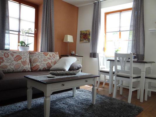 """Landhaus Atmosphäre in der ferienwohnung """"Steinkopf"""""""