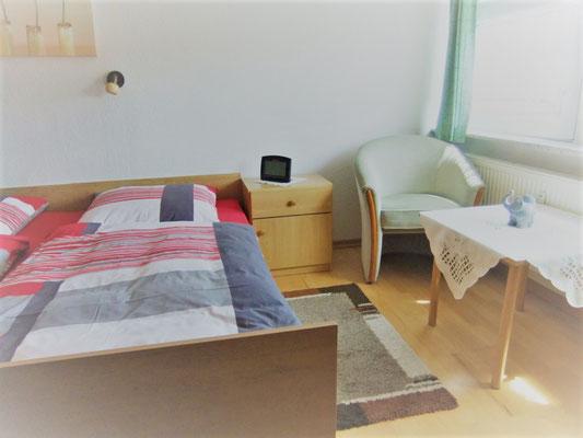 Schlafzimmer   norderney urlaub