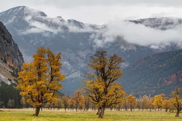 Ahornboden, Karwendel, 21.10.2016