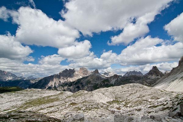 Sextener Dolomitem, 02.07.2011