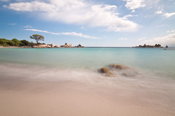 Korsika, Plage de Palombaggia, Frankreich 2011