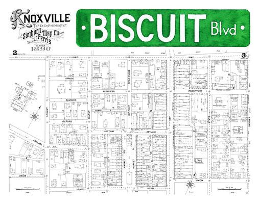Biscuit Boulevard