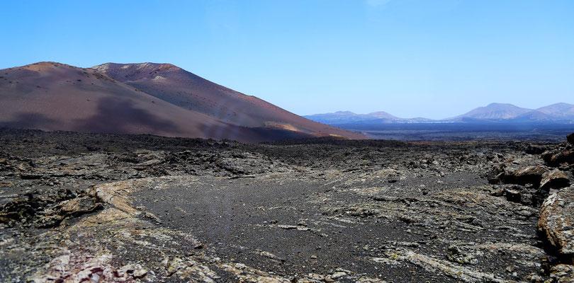 Lanzarote Mars Planet