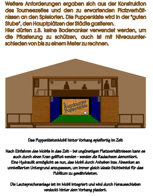 Augsburger Puppenkiste - PuppenkistenMobil - Wolfgang Ficker Lightmaster