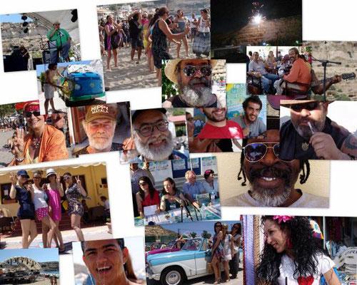 Matala Festival 2011 Hippies Reunion - Kreta / Griechenland