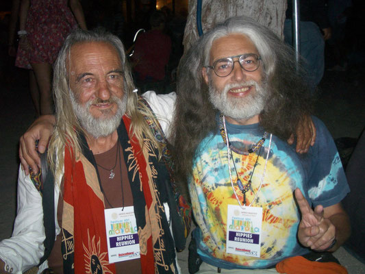 Matala Festival 2011 Hippies Reunion - Kreta / Griechenland - Wolfgang F. Lightmaster