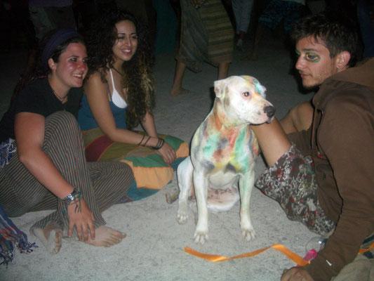 Matala Festival 2012 Hippies Reunited - Kreta / Griechenland - Wolfgang F. Lightmaster