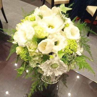 ナチュラルな挙式bouquet