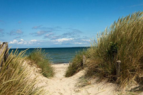 Ostsee bei Heiligenhafen