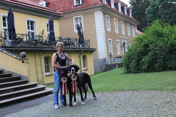 Bella und Arina vom Schonebeck
