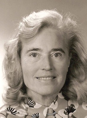Mary Paravicini