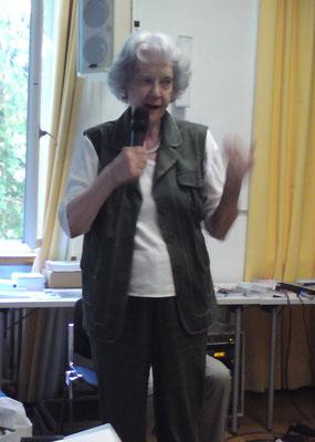 Carola Meier-Seethaler ist Gast