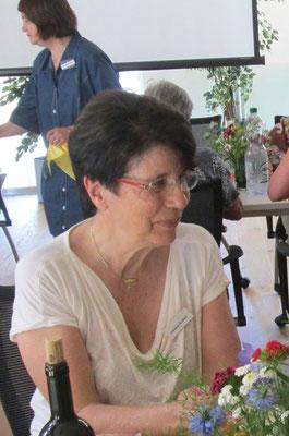 Josiane Aubert, ehem. Nationalrätin, im Gespräch