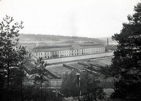 Vue de la prison © Henri Manuel / Fonds Manuel / ENAP–CRHCP