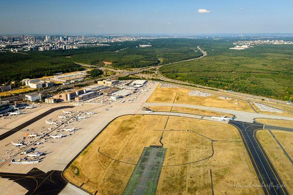 Hubschrauberflug Frankfurt Flugplatz