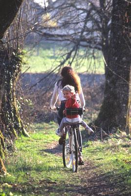 vélo en savoie