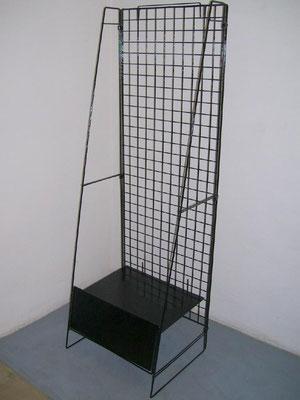 ART.40 ESPOSITORE MOD.PALBOX, DIMENSIONI CM. 170X60X45