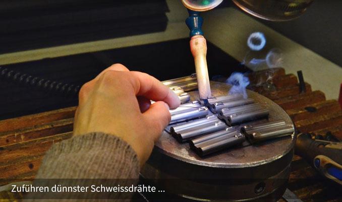 Laser Maag Herisau Präzisions Laser Schweissen
