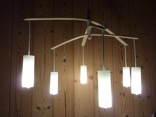 Ahorn, Glas, 6 x 3W LED     CHF 200.-