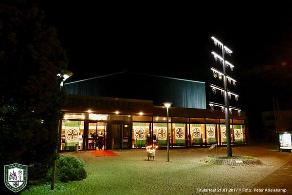 Stadthalle Erkrath (Foto: Peter Adelskamp)