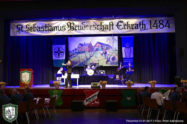 Die Rolls Voice Band (Foto: Peter Adelskamp)