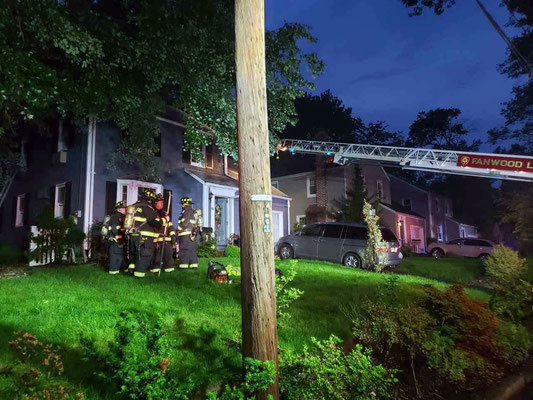 Laurel Place House Fire